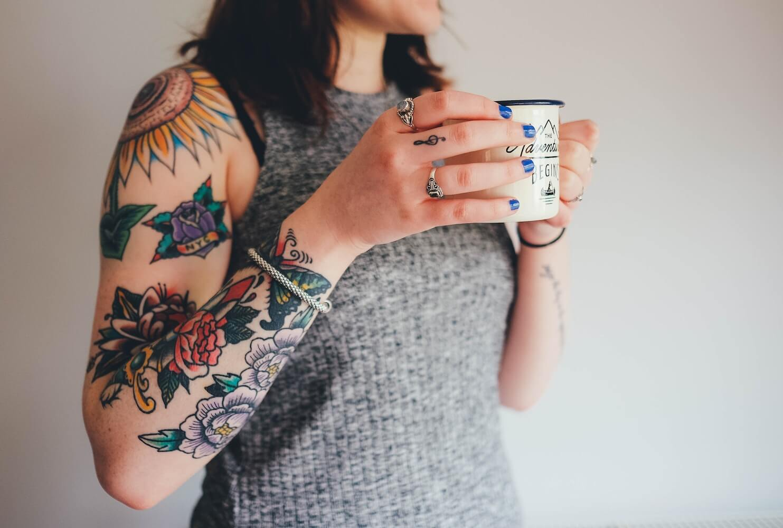 Tatuaże - ile kosztuje rękaw?